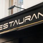 restaurant enseigne,