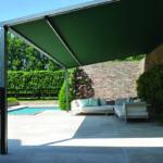 Photo ambiance - Aménagement extérieur - Sunbrella XL
